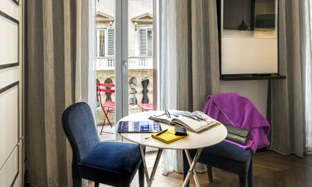Chambre Deluxe - Corso 281 Luxury Suites - Rome
