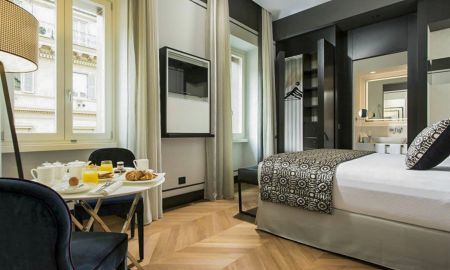 Camera Deluxe - Corso 281 Luxury Suites - Roma