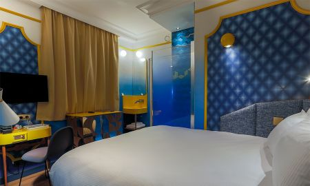 Quarto Joy - Hôtel Idol - Paris