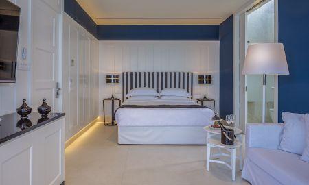 Suite massagem com Piscina Privada - Elounda Gulf Villas & Suites - Creta