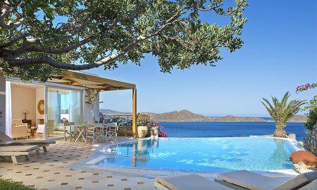 Villa Piscina Aegean - Elounda Gulf Villas & Suites - Creta