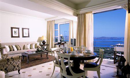 Suite Senior Deluxe - Elounda Gulf Villas & Suites - Creta