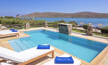 Vila Elounda Frente à Praia - Elounda Gulf Villas & Suites - Creta
