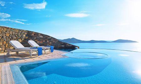 Vila Imperial Spa com Piscina - Elounda Gulf Villas & Suites - Creta