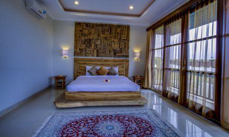 Villa Trois Chambres avec Piscine - White Lotus Villas - Bali