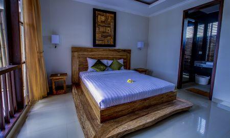 Villa Deux Chambres avec Piscine - White Lotus Villas - Bali