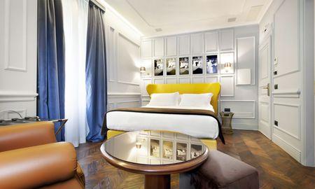 Junior Suite - The Corner Rome - Rome