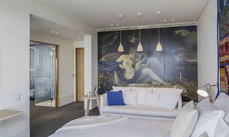 Master Suite - Evolutee Hotel - Center