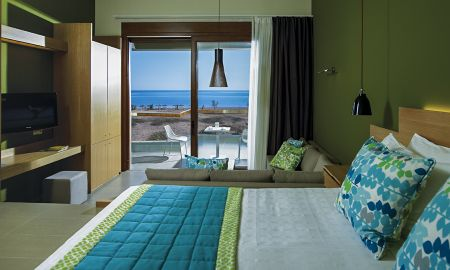 Superior Room - Sea View - Thalatta Seaside Hotel - Agia Anna