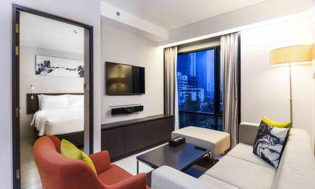 Superior Suite Dos Habitaciones - Maitria Hotel Sukhumvit 18 Bangkok – A Chatrium Collection - Bangkok