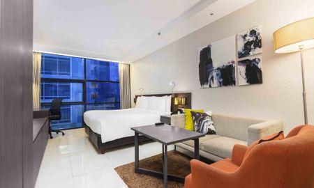 Estudio Deluxe - Maitria Hotel Sukhumvit 18 Bangkok – A Chatrium Collection - Bangkok