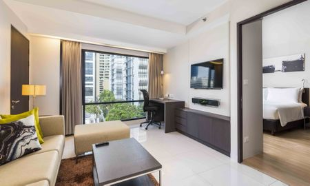 Deluxe Grand - Una Habitación - Maitria Hotel Sukhumvit 18 Bangkok – A Chatrium Collection - Bangkok