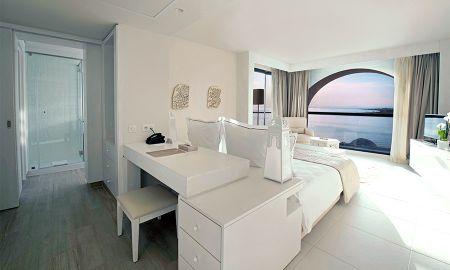 Habitación Yasmine - Vista Mar Parcial - La Badira - Adults Only - Hammamet