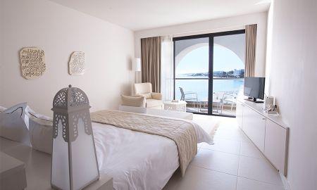 Deluxe Room - Sea and Pool View - La Badira - Adults Only - Hammamet