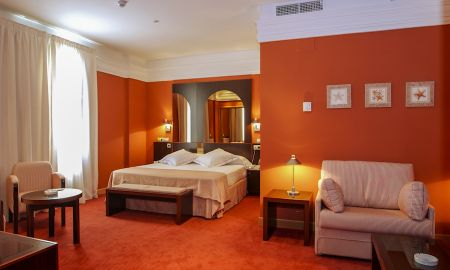 Camera Executiva Doppia - Hotel Soho Boutique Jerez - Cadice Ed I Suoi Dintorni
