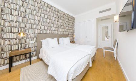 Suite Familiale - Praia Verde Boutique Hotel - Algarve