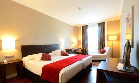 Standard Room Single Use (Extra Bed on request) - Castilla Termal Balneario De Olmedo - Valladolid