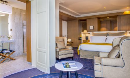 Suite Junior Rotonde - Hôtel Royal - Evian Resort - Rodano-alpi