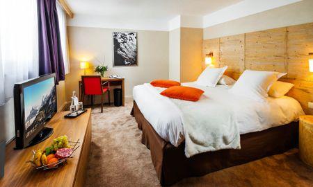 Prestige Suite - Hôtel L'Aigle Des Neiges - Rhône-alpes