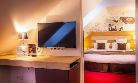 Suite - Le Grand Aigle Hôtel & Spa - Provenza-alpi-costa Azzurra