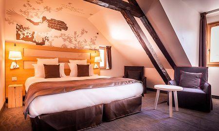Chambre Triple - Le Grand Aigle Hôtel & Spa - Provence-alpes-côte D'azur
