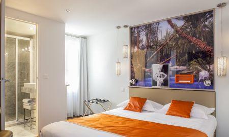 Quarto Clássico - Hotel Mayet - Paris