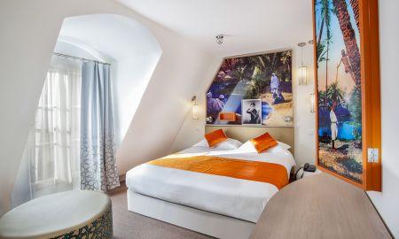Quarto Duplo Superior - Hotel Mayet - Paris