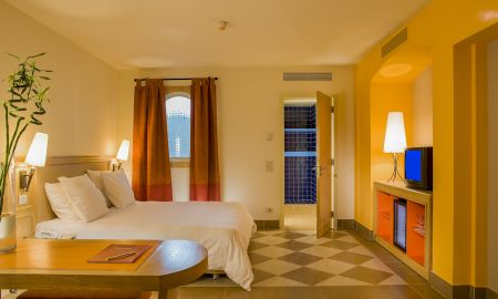Standard Double Room - Pool View - Palm Wing - Novotel Sharm El Sheikh - Sharm El Sheikh