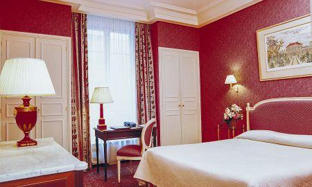 Habitación Doble - Victoria Palace Hôtel - Paris