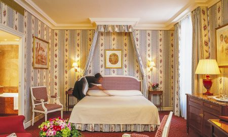 Suite Junior Doppia - Victoria Palace Hôtel - Parigi