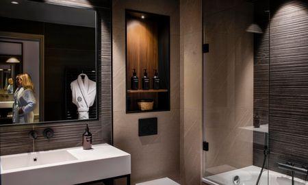 Dormitorio Deluxe - Victoria Palace Hôtel - Paris