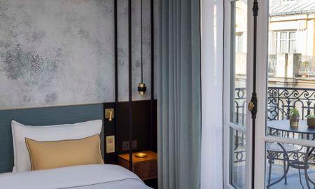 Suite - Victoria Palace Hôtel - Paris