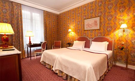 Superior Room - Victoria Palace Hôtel - Paris