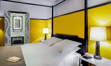 Chambre Deluxe - The Chess Hotel - Paris