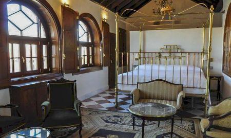 Suite Junior - Hotel Ateneo Sevilla - Séville
