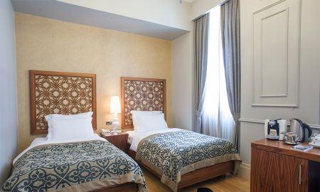 Superior Twin Room - Stories Hotel Kuloglu - Istanbul