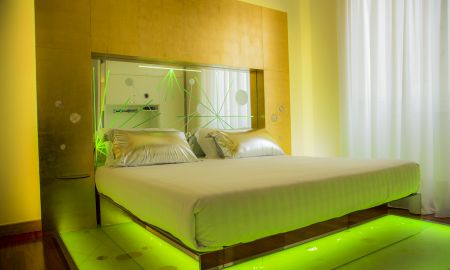 Quarto Deluxe - Hotel Trecento - Roma