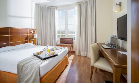 Double Room - Eurostars Zarzuela Park - Madrid