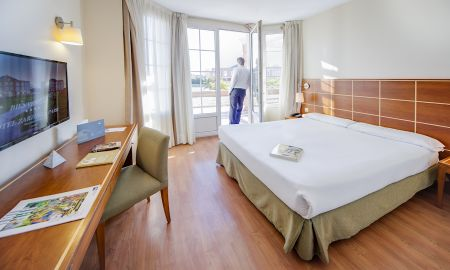 Double Room with Terrasse - Eurostars Zarzuela Park - Madrid