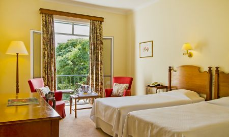 Superior Twin Room with Balcony - Quinta Da Bela Vista - Madeira