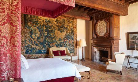 Suite Château Classique - Hotel Chateau De Bagnols - Rhône-alpes