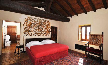 Suite Lady Hamlyn - Hotel Chateau De Bagnols - Ródano-alpes