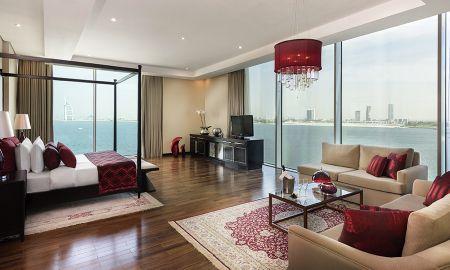 Executive Grand King Suite Penthouse - Rixos The Palm Dubai - Dubai