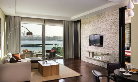 Junior Suite - Sea View - Rixos The Palm Dubai - Dubai