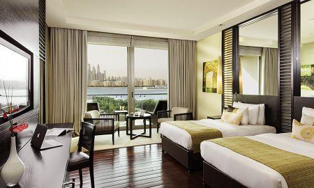 Deluxe Room - Sea View - Rixos The Palm Dubai - Dubai