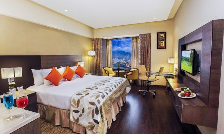 Deluxe Double / Twin Room - Hotel Vrisa - Jaipur