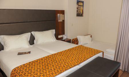 Triple Room - Eurostars Oporto - Porto