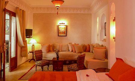 Suite Rose - Riad Viva - Marraquexe