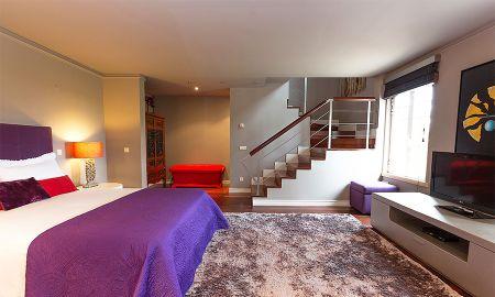 Suite Duplex - Quinta Do Tagus Village - Lisbona