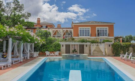 Suite Deluxe Vista fiume - Quinta Do Tagus Village - Lisbona